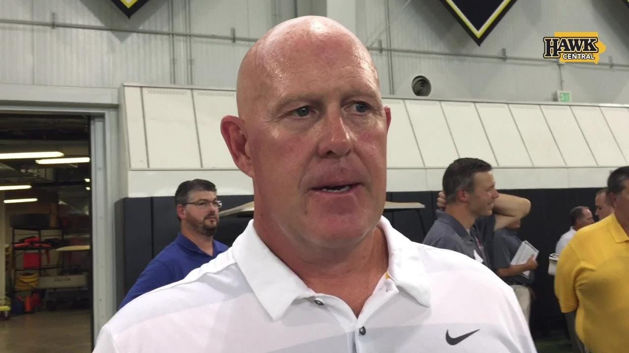 Chris Doyle says suspended Hawkeyes can come back stronger