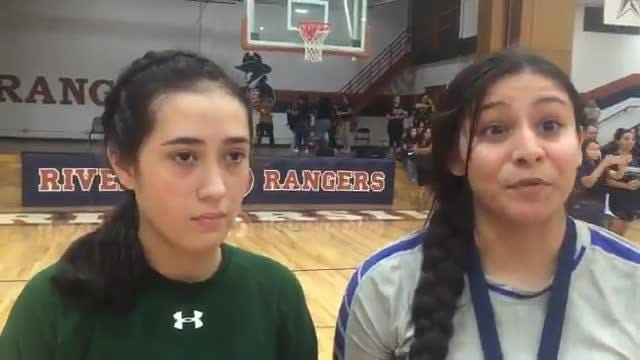 Montwood won the Riverside volleyball tourney on Saturday with a win vs. El Paso High