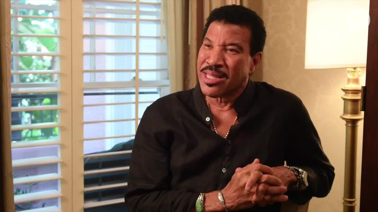 Multiple Grammy Award winner Lionel Richie tells USA TODAY's Jefferson Graham about his tech investments including the medical house call app Heal.