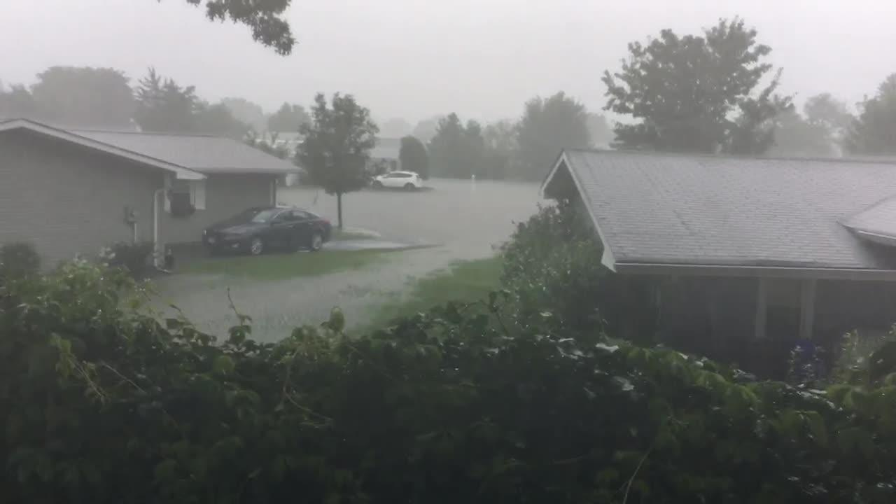 NJ weather: Flooding in Brick