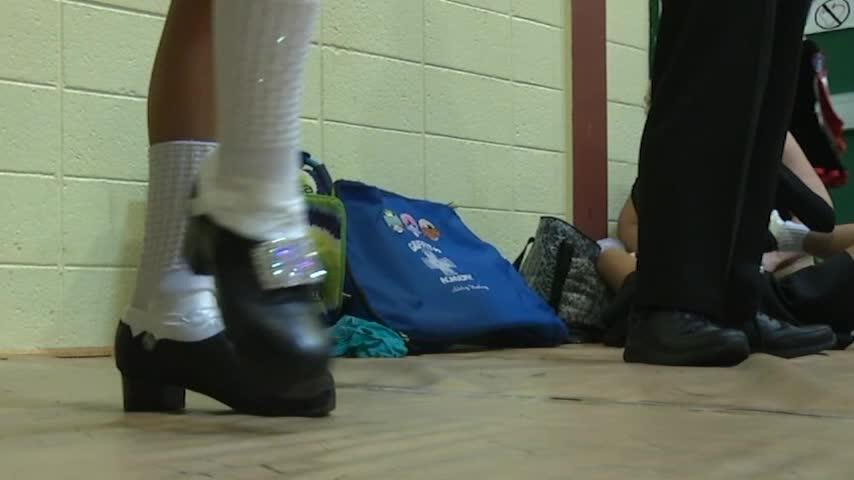 More than 700 dancers compete in the 39th Delaware Feis Sunday.