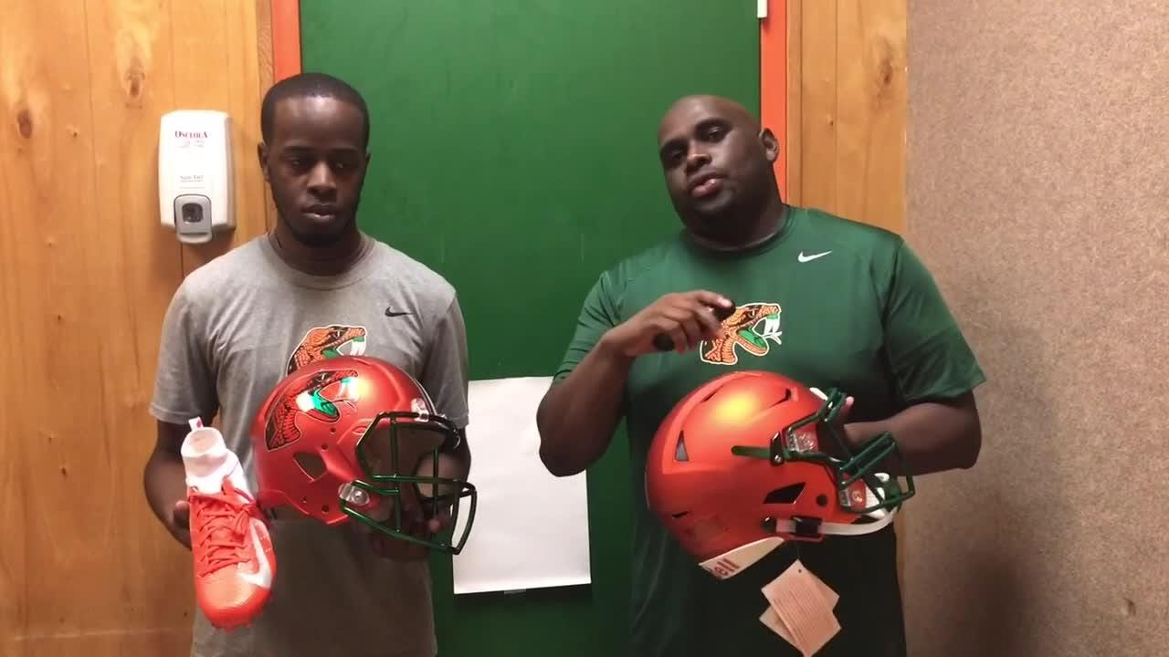 Watch It: FAMU equipment managers discuss safety and new designs