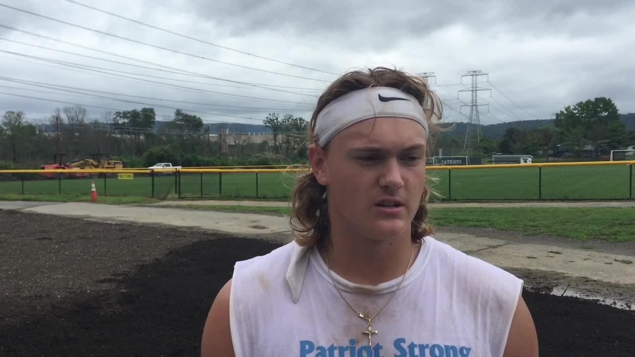 VIDEO: John Jay football on talent, potential and young quarterback