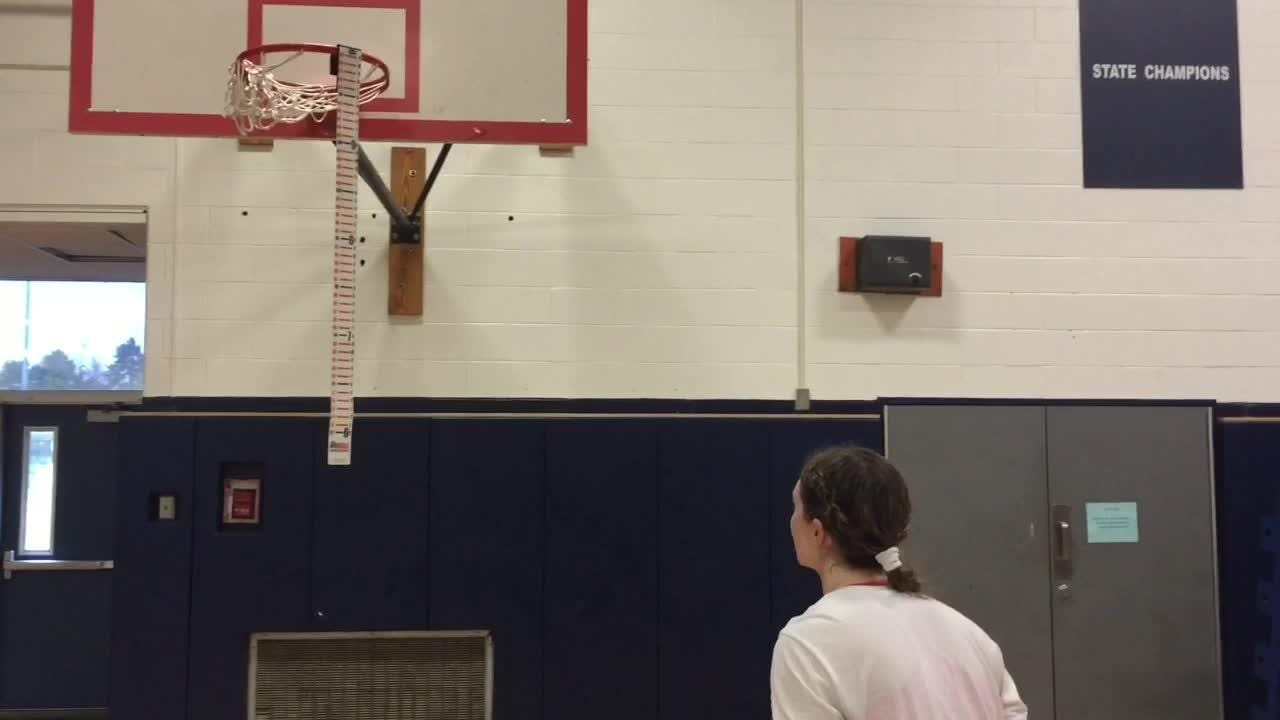 VIDEO: John Jay volleyball talks camaraderie, upside and settles a score in a jump-off
