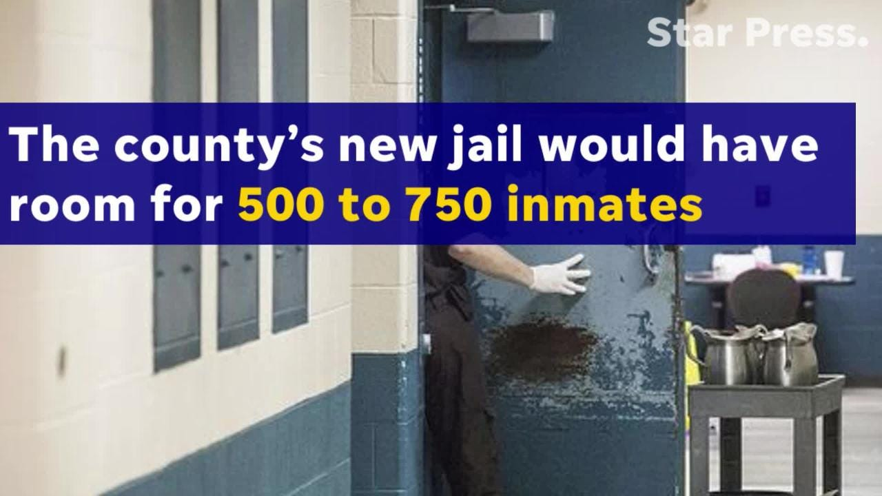 State jail inspector says Delaware County's jail is lawsuit waiting to happen