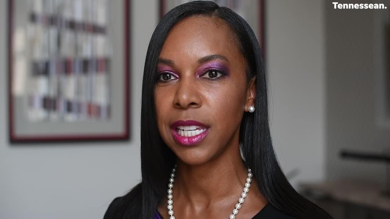 Dr  Lakisha Simmons talks about the Period Project and its impact