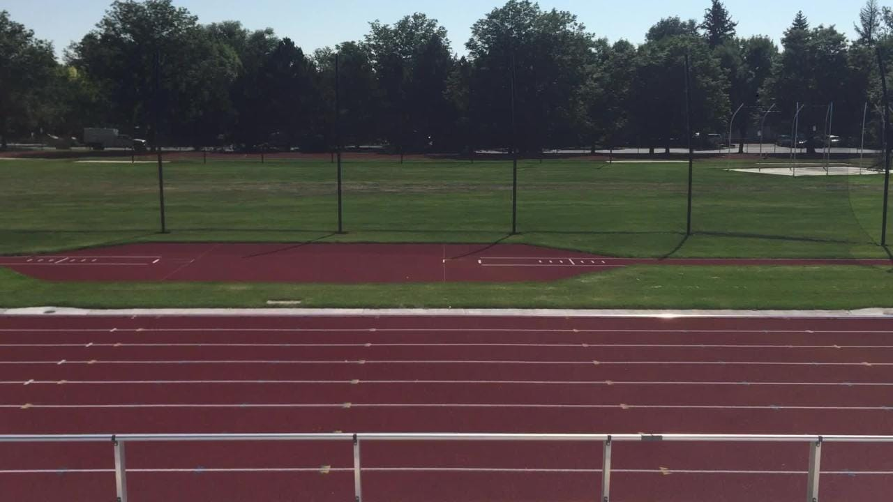 CSU's track will reopen after two years but will not be reopen to the public.