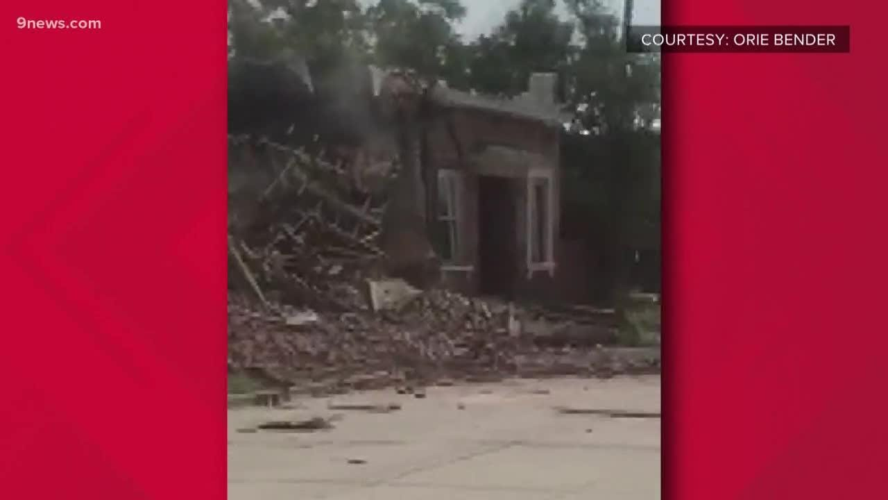 Authorities have said this may be the biggest home explosion in Denver in a decade