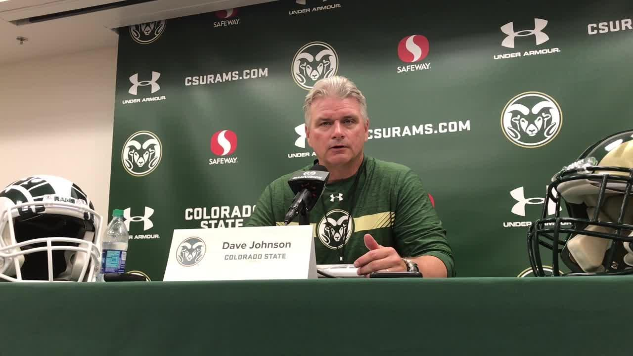 CSU football's plans unchanged by coach's absence, coordinators say