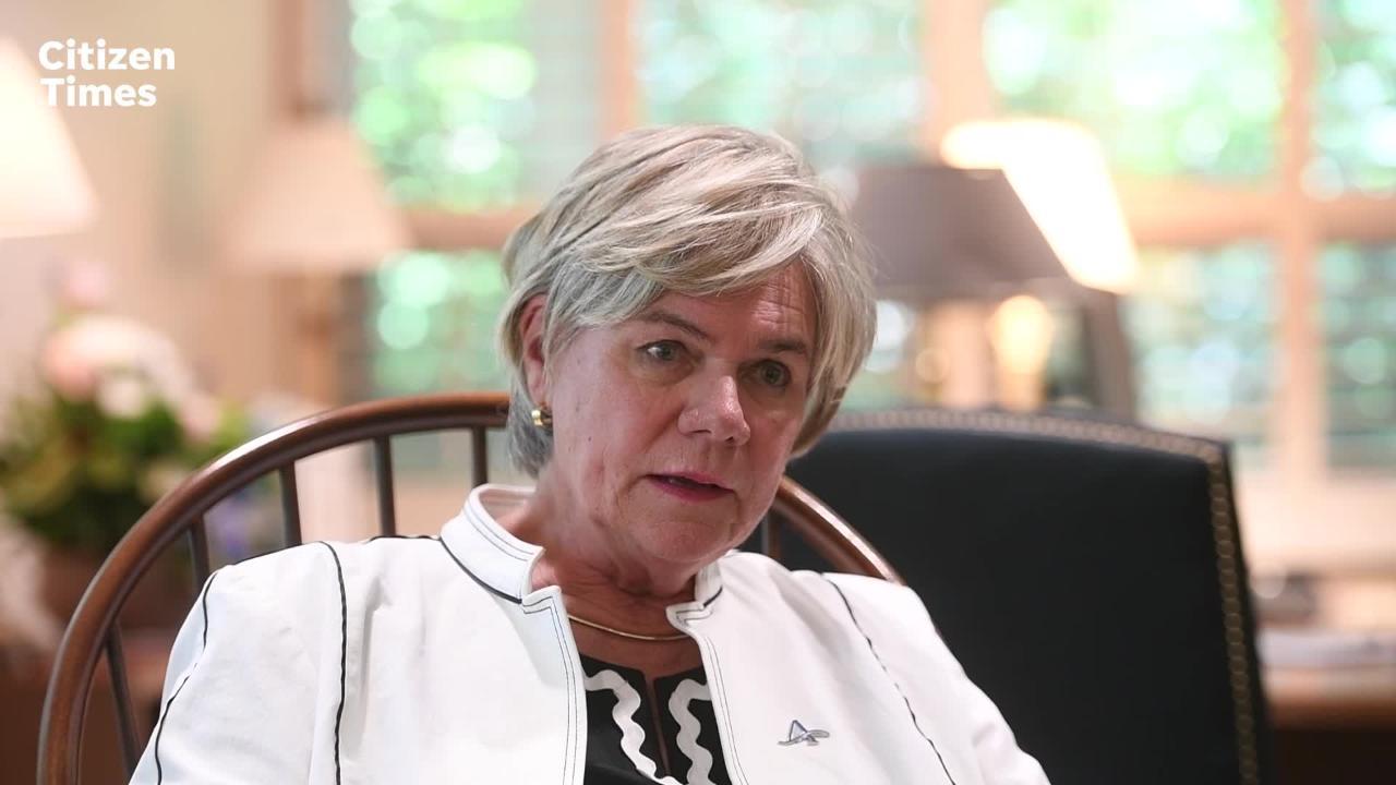 UNCA chooses new chancellor