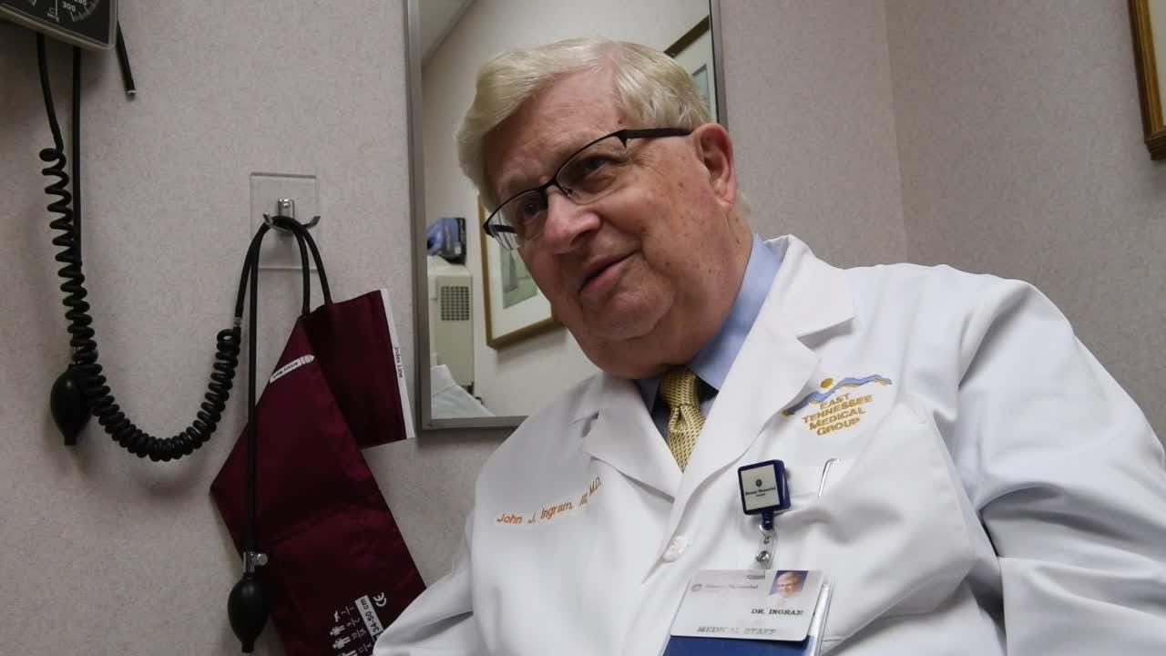 Dr. John Ingram talks about the John Ingram Institute for Physician Leadership  he founded while president of the Tennessee Medical Association.