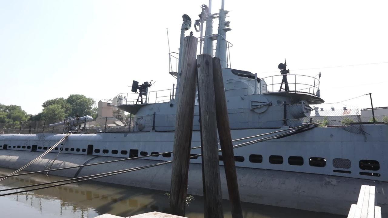 USS Ling Wednesday update