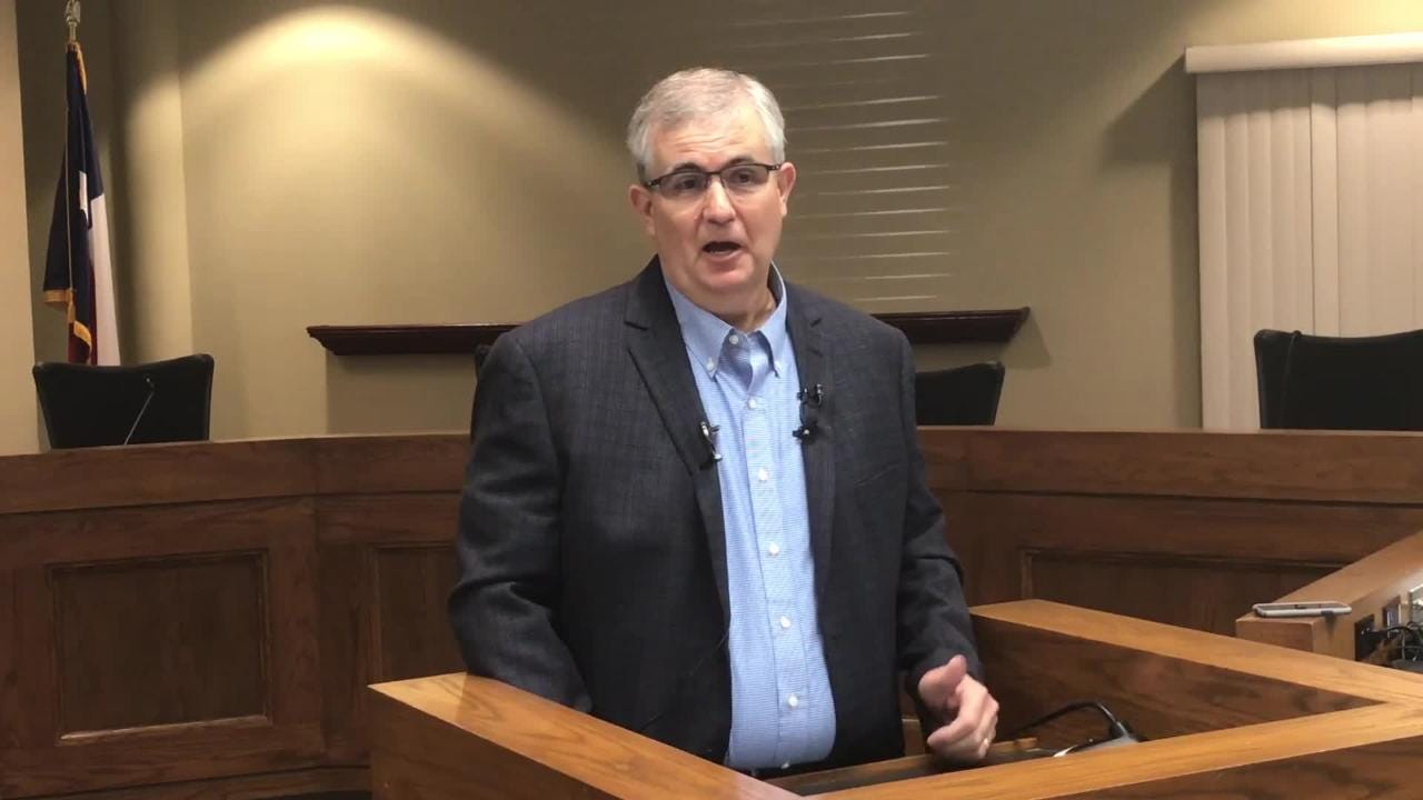 """Abilene ISD Superintendent David Young discusses the impact of Reagan Elementary being designated """"improvement required"""" by the Texas Education Agency"""