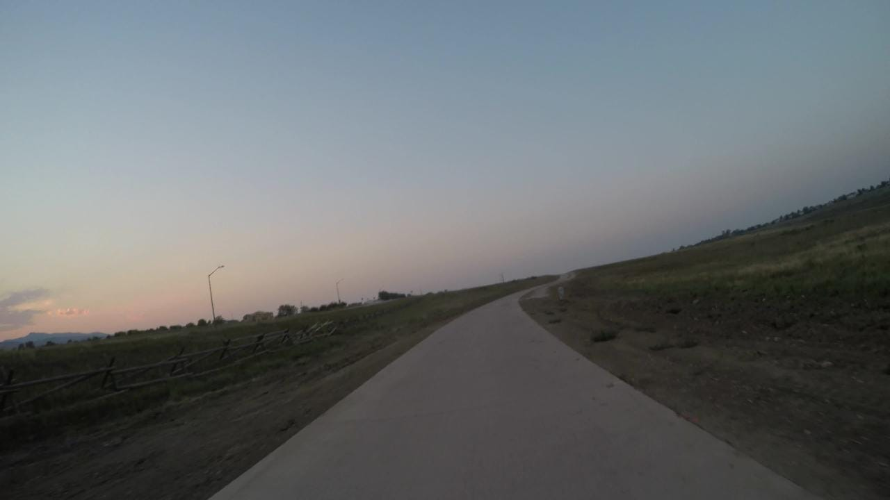 First look at the Long View Trail from Loveland to Fort Collins