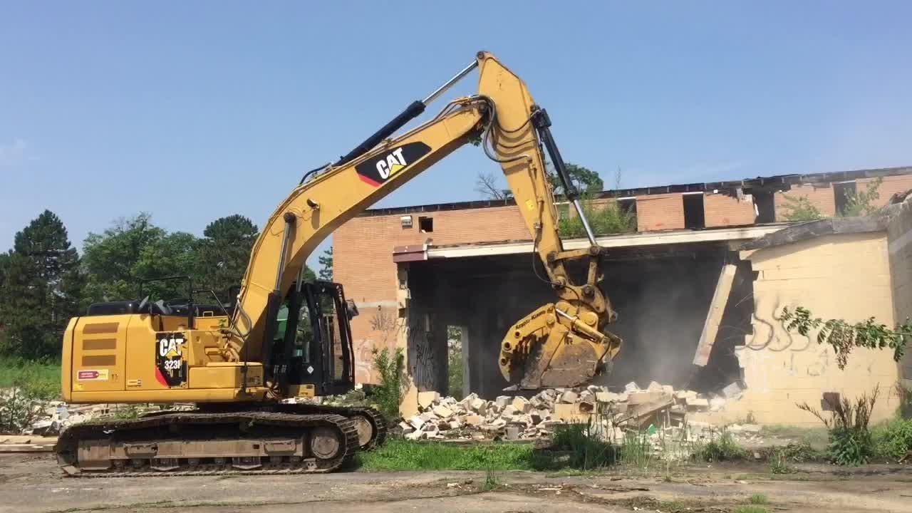Camden officials announce a plan to convert a toxic, illegal dumping site into open recreational space.