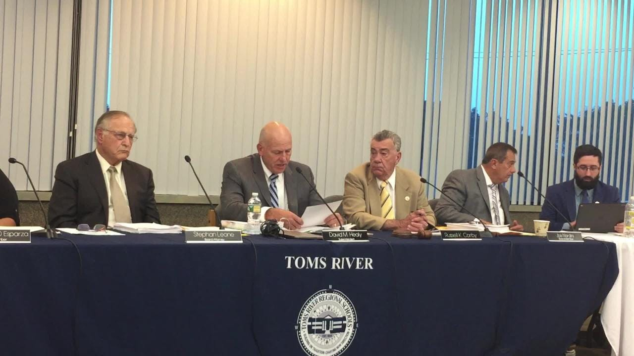 Pick For Us Education Secretary Rankles >> Toms River Private School Busing Bill Rankles Readers