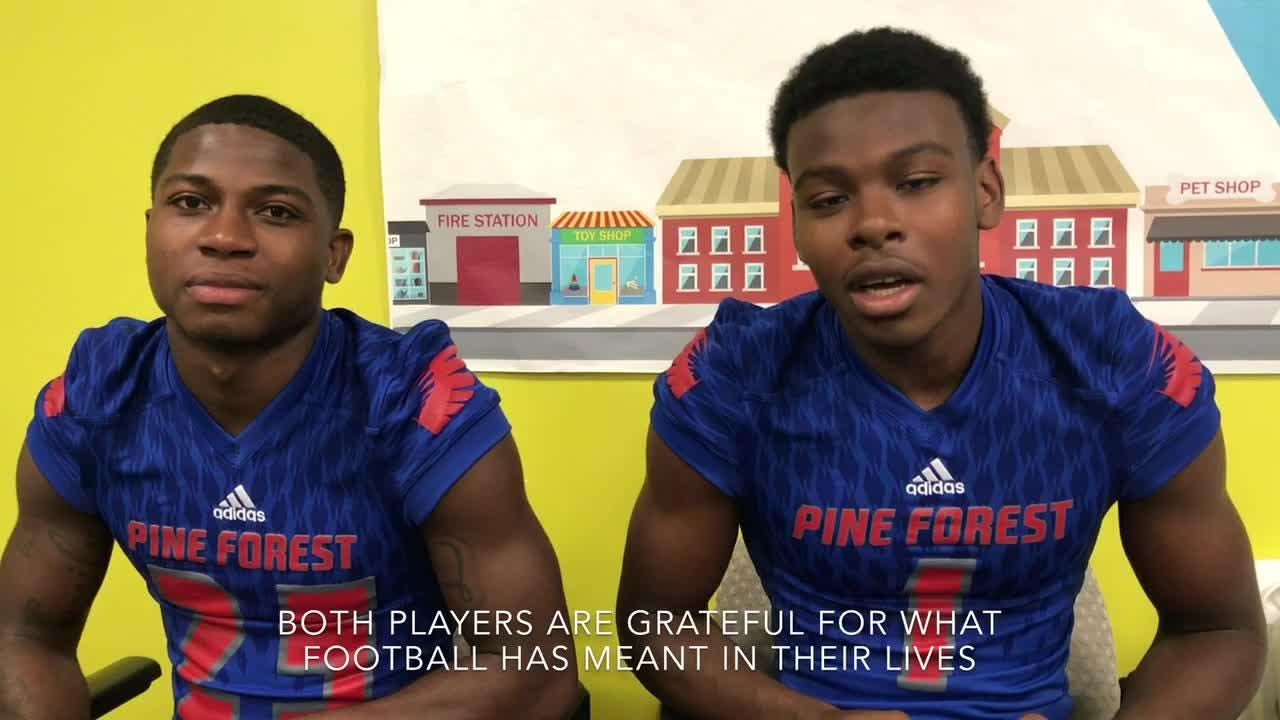Pine Forest has experienced leaders now as seniors