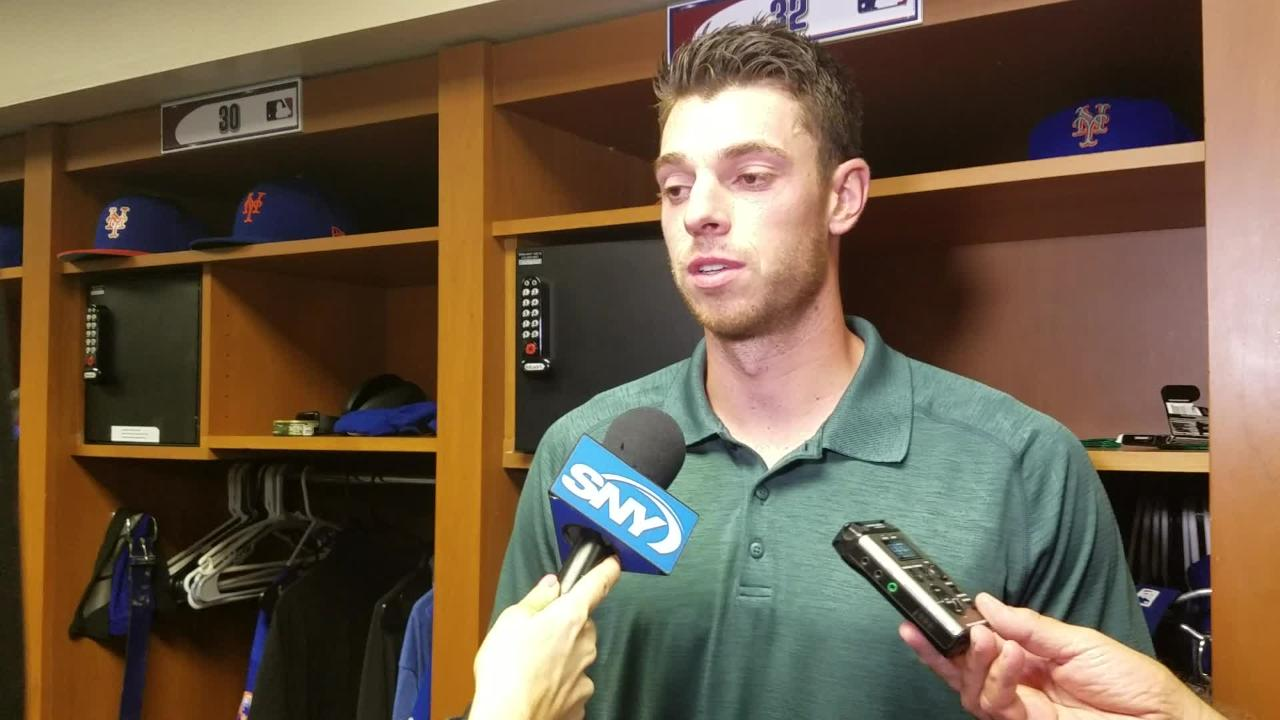 Steven Matz on his rough night against the Phillies