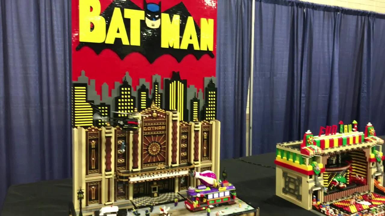 LEGO fans rejoice. The BrickUniverse Knoxville LEGO Fan Expo will take over the Knoxville Convention Center Saturday and Sunday.