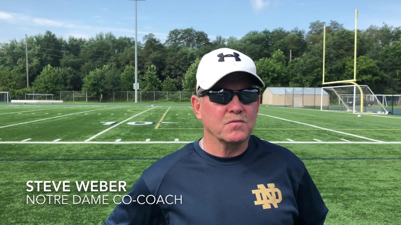 A young roster will try to help Notre Dame to fourth straight Section 4 title in girls soccer. The Crusaders are led by senior forward Laurel Vargas.