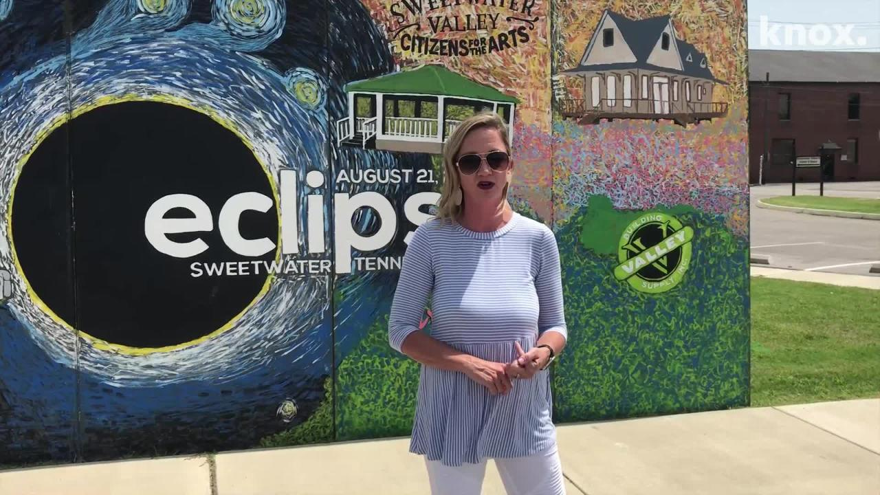 Hear what Sweetwater, Tennessee, has planned for the Aug. 21 anniversary of the 2017 solar eclipse.