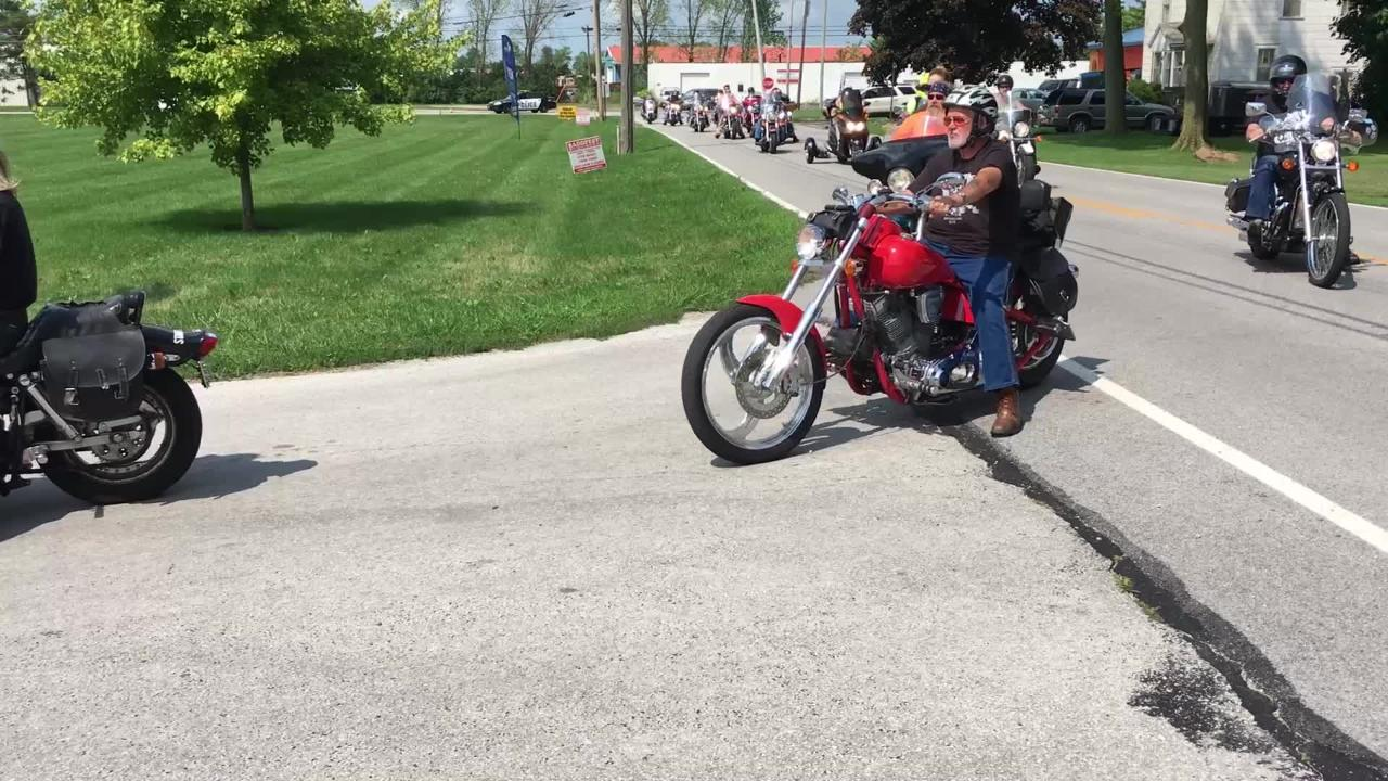BADD Fest, a Bikers Against Doing Drugs motorcycle show and festival, promoted available local resources for people affected by opioid addictions.
