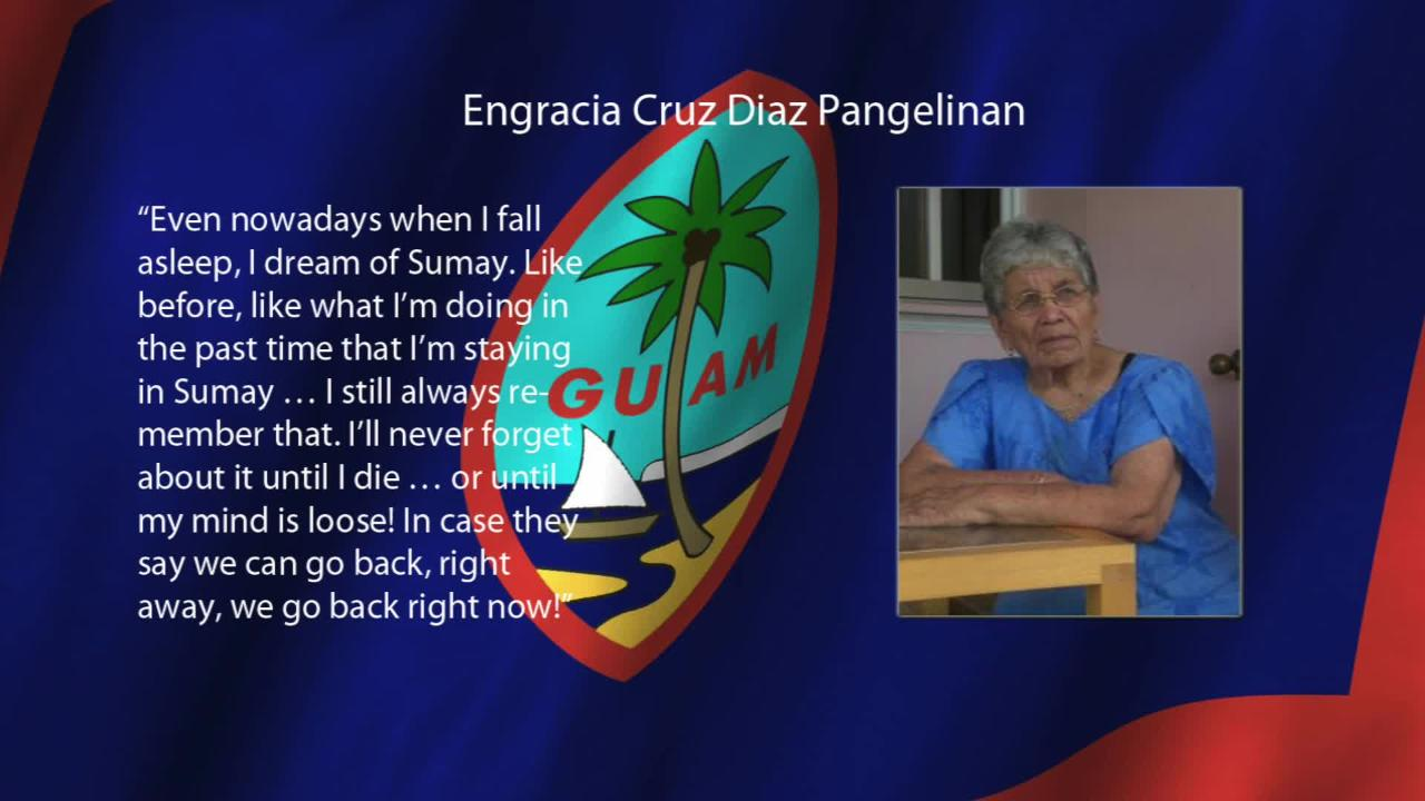 Sumay residents reminisce