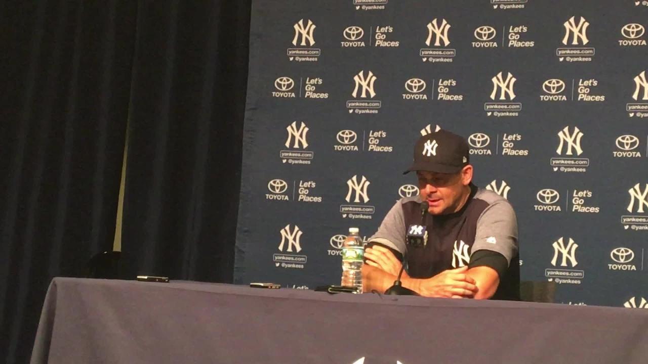 Didi Gregorius Leaves New York Yankees Game With Bruised Left Heel