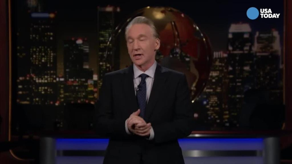 Maher on Putin's collusion misgivings