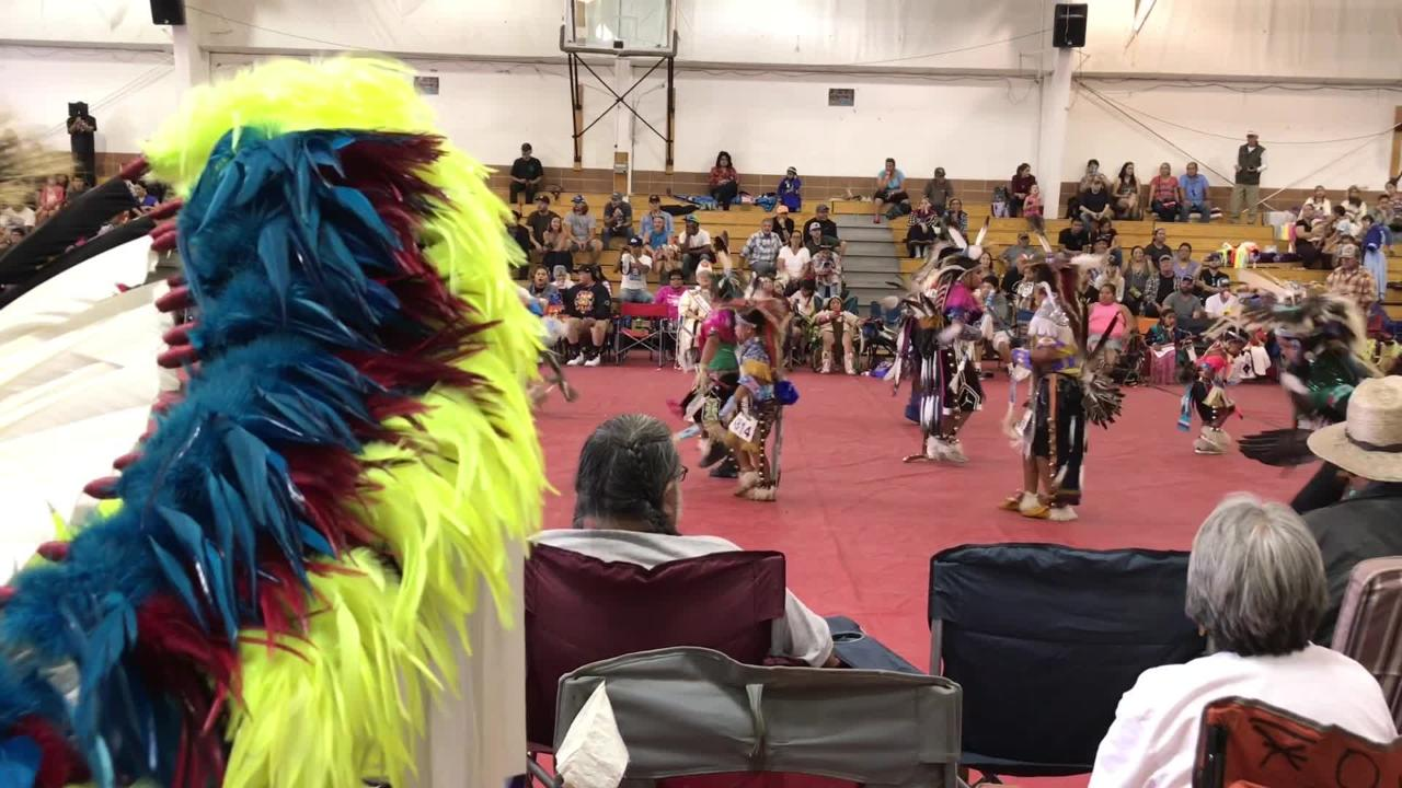 Blackfoot Confederacy drummers among those performing at Crow Fair
