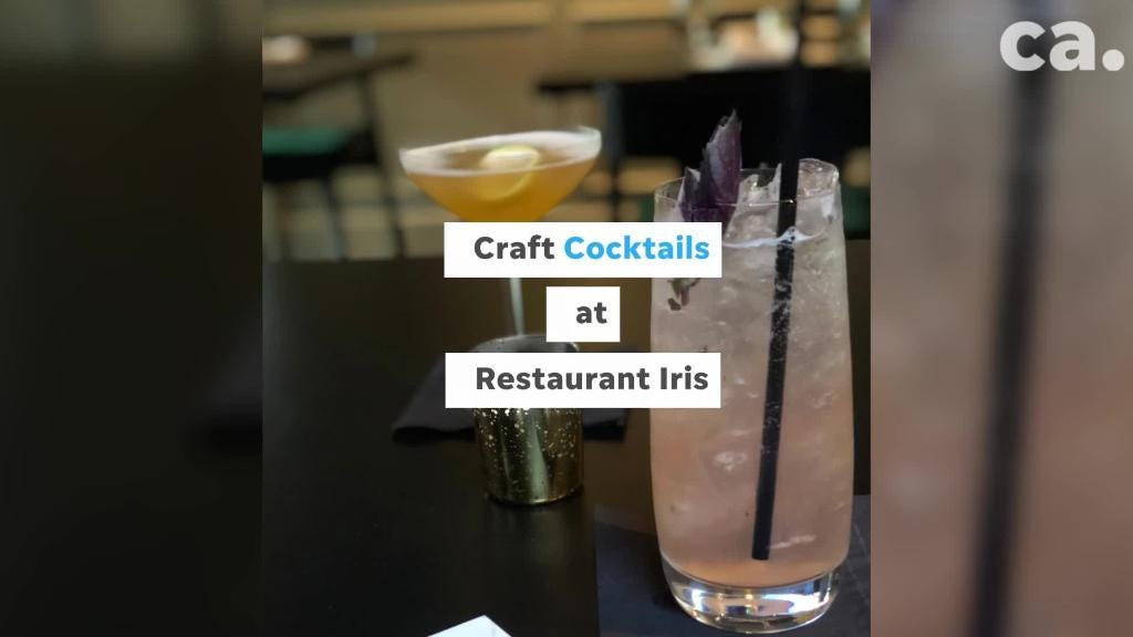 Scenes From the New Restaurant Iris | The Commercial Appeal