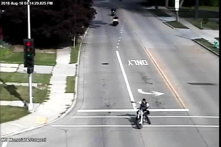 Appleton police released a video of a drive-by shooting on Aug. 18 that occurred at West Prospect Avenue and South Memorial Drive in Appleton.