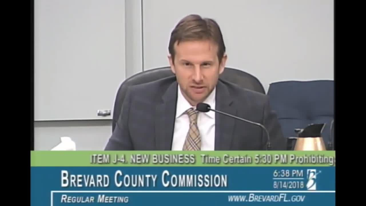 Tobia talks immigration and business at commission meeting