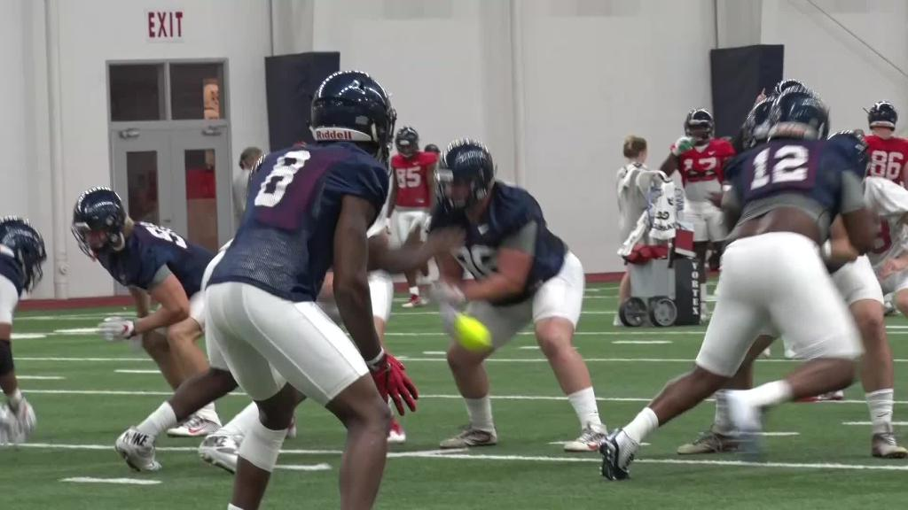 Ole Miss Updates Its Depth Chart For Week 1