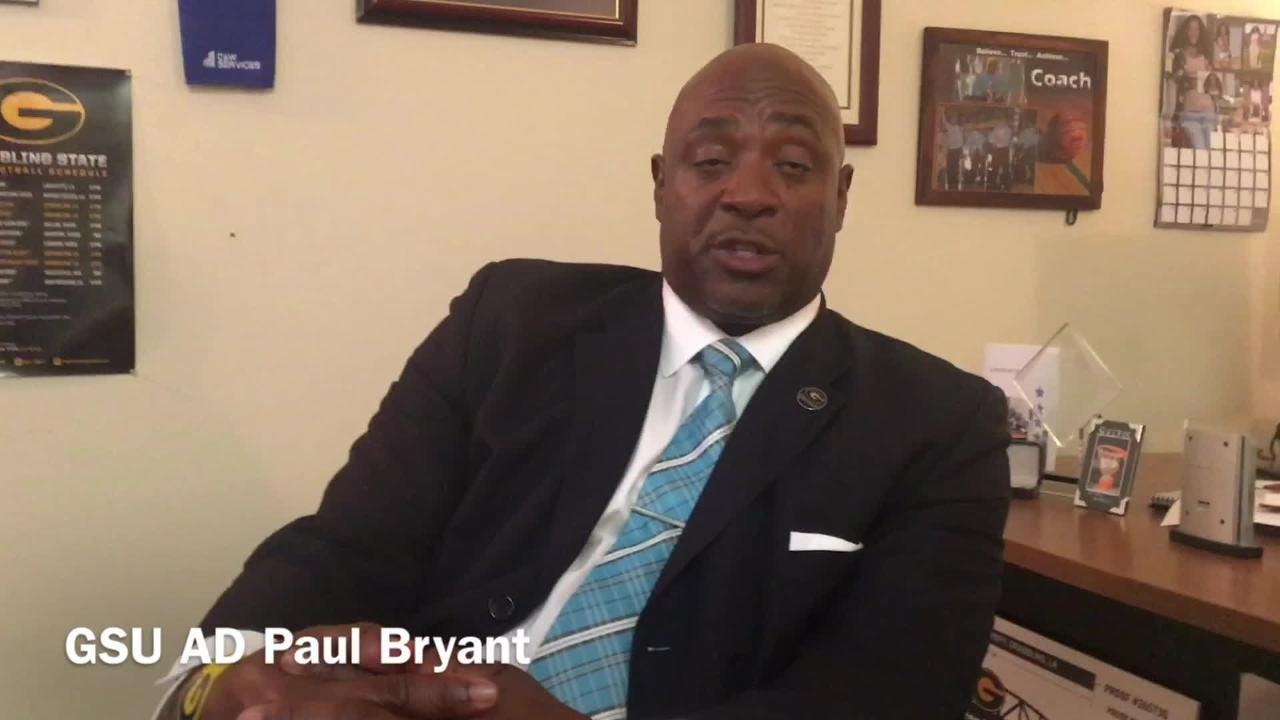 GSU AD Paul Bryant anticipates when school will sell alcohol at sporting events