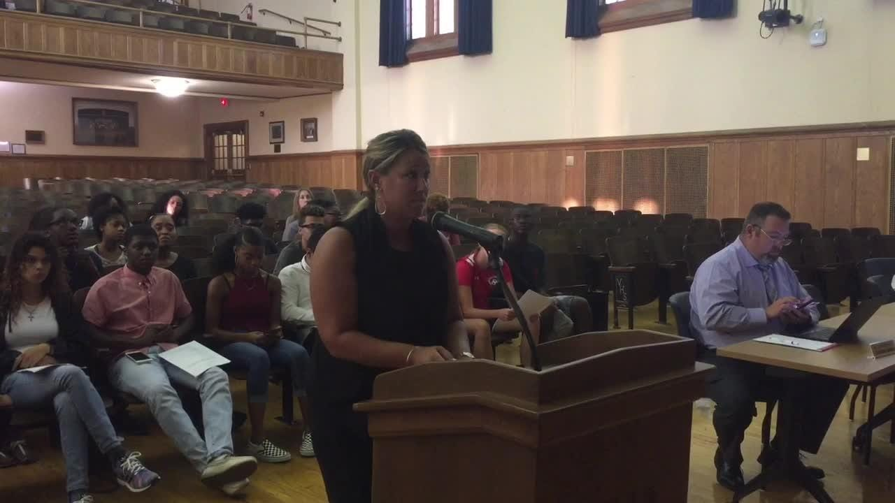 Kim Rivera named Vineland High School assistant principal to replace Tina Morris.