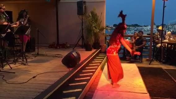 The authentic Polynesian dance group - Paradise Island Entertainment - started with a Hawaiian love story that relocated to Gloucester County.