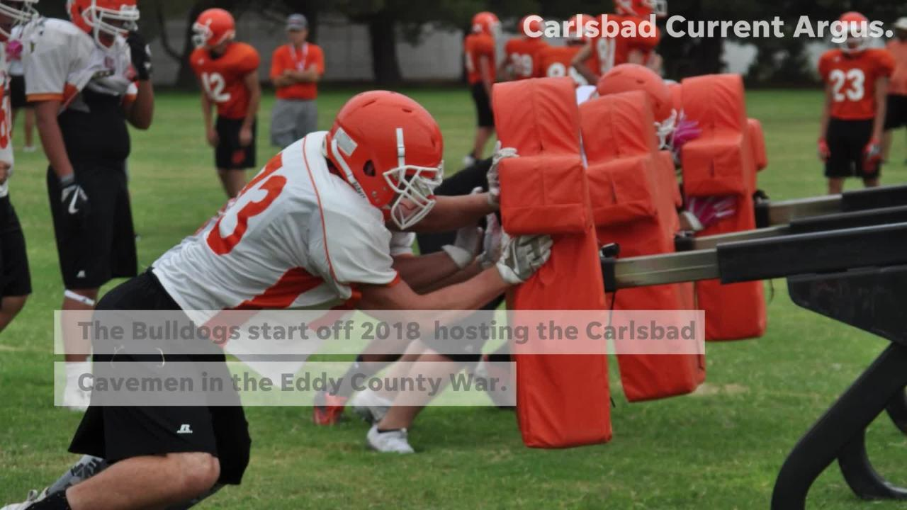 Artesia looks to continue its dominance over Carlsbad in the annual Eddy County War.