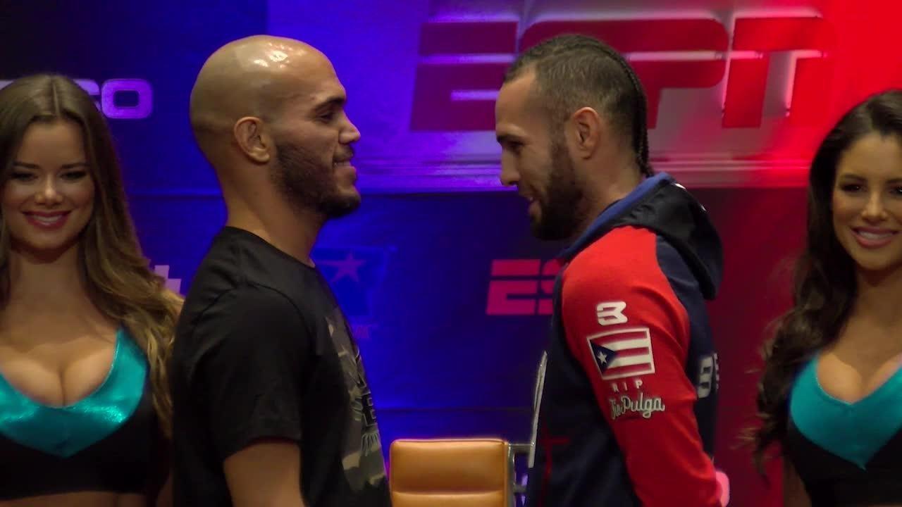 El mexicano Ray Beltrán y el boricua José Pedraza se miden este sábado en pelea de campeonato mundial en Glendale, AZ
