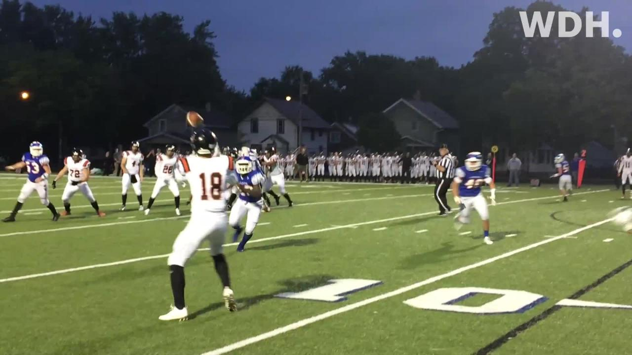 A look at Friday's action, including Wausau West's OT win over Oshkosh West. Marshfield improved to 2-0 while Amherst lost a nonconference showdown.