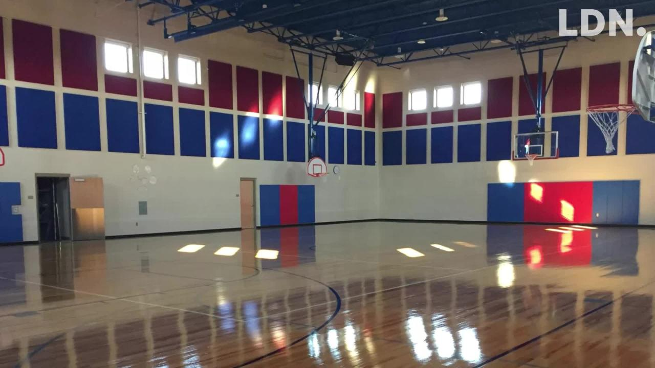 A look inside the new Northwest Elementary School in Lebanon
