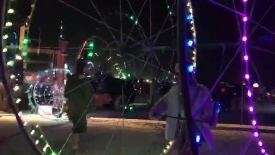 The Color Wheel at Burning Man