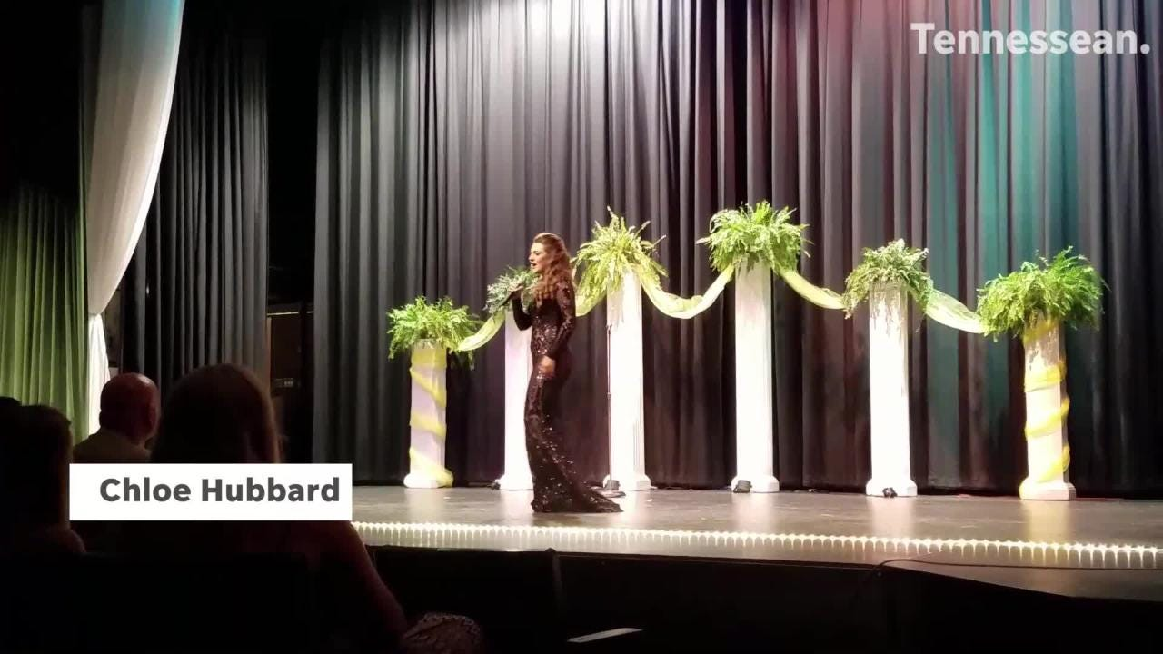 Miss Gallatin 2019 contestants' talent performances