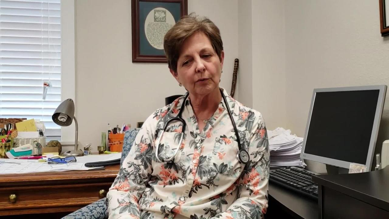 Dr. Rae Ann Hamilton, who is retiring from family practice medicine, reflects on what she loved about practicing here for 34 years.