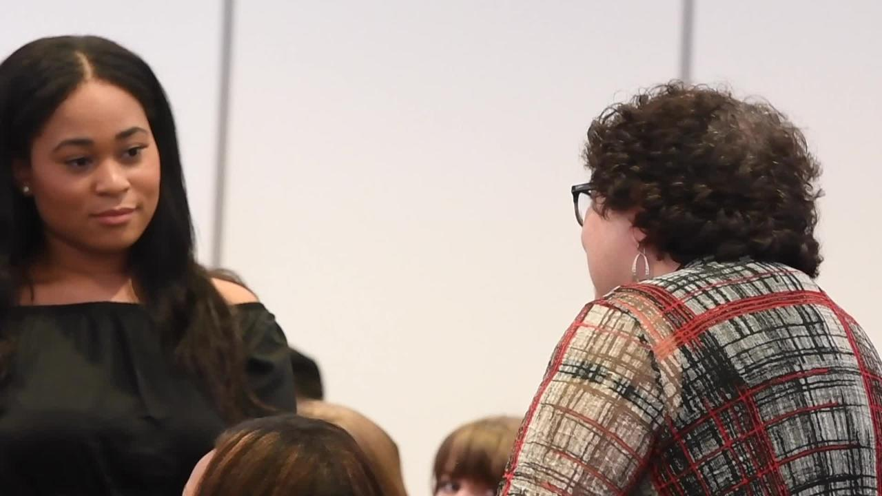 Supreme Court Justice Sonia Sotomayor speaks at MSU.