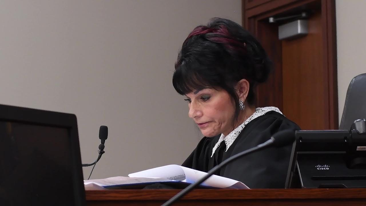 Judge Aquilina denies Nassar's new sentence request. Says to his attorneys, 'This is not Burger King. He will not have it his way.'