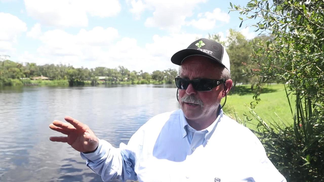 Citrus farmer says we are all to blame for Southwest Florida water woes.