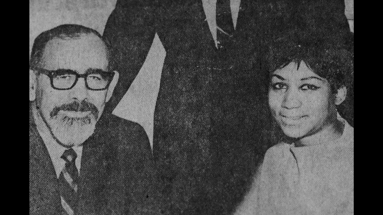 In 2007, producer Jerry Wexler talked about recording with Aretha Franklin with Free Press reporter Kelley Carter.