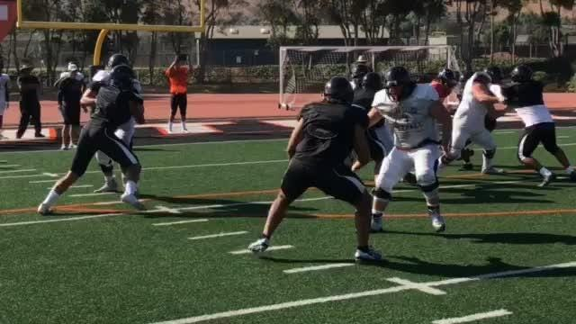 The Ventura College football team starts the season ranked fifth in the state and appears ready for a big season.