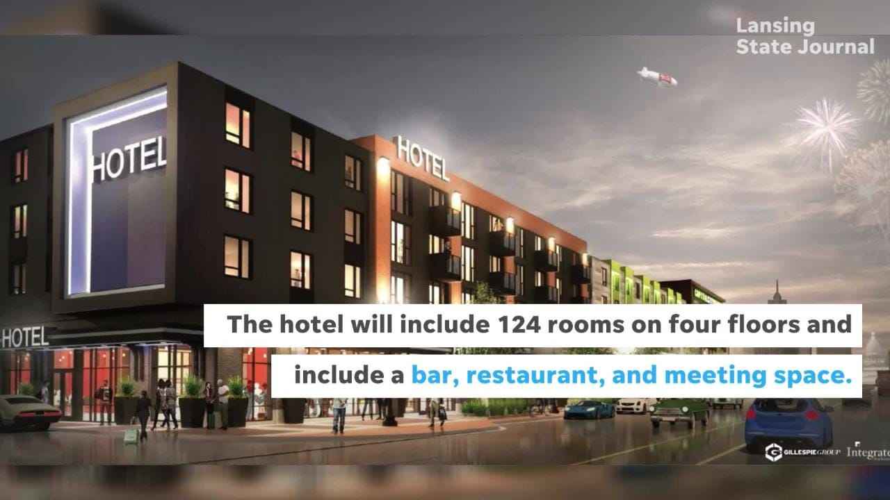 Courtyard by Marriott will be the first full-service hotel to open downtown in 33 years